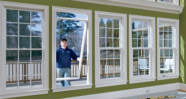 Professional Window Installation
