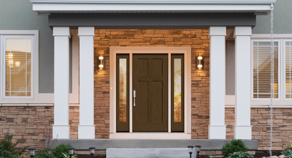 How To Choose A Front Door That Suits Your Home Quad City Windows
