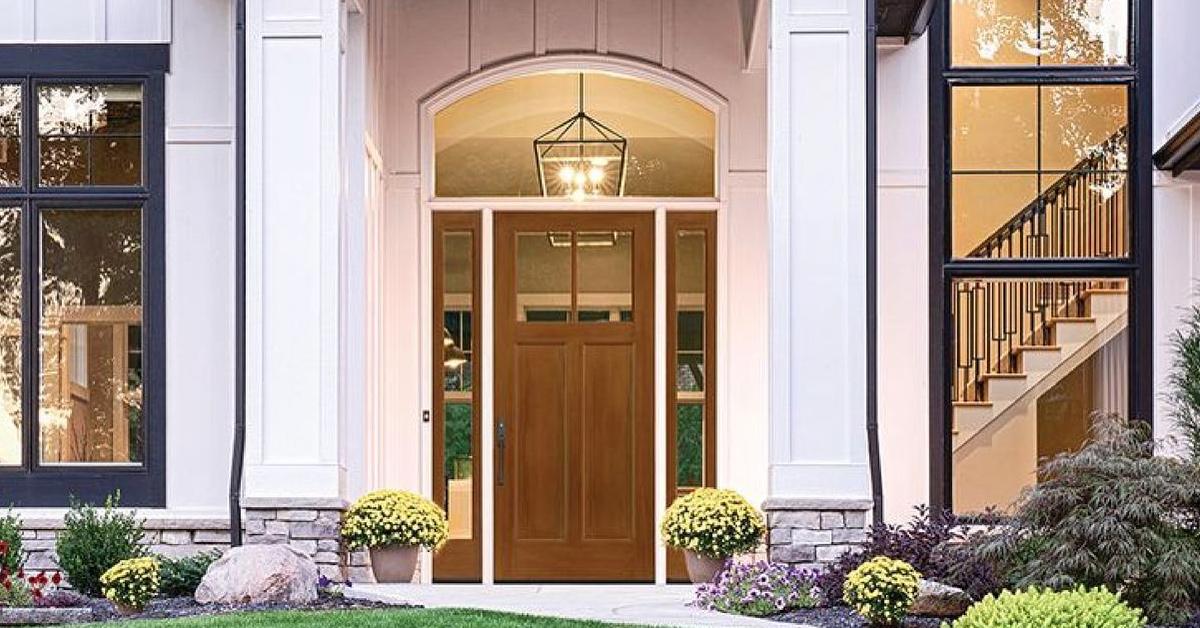 Refinish Your Fiberglass Entry Door